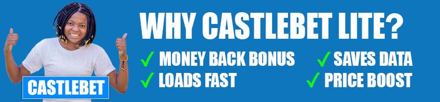 Castlebet Lite Sports Betting Zambia Football Bet Online
